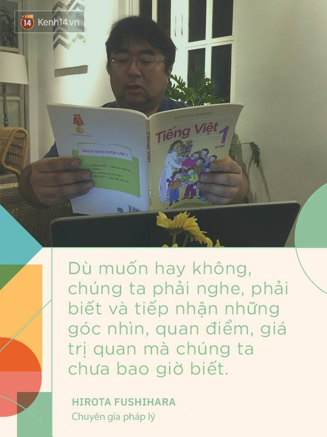 Chuyên gia pháp lý người Nhật nói về bài đọc Bé xách đỡ mẹ gây tranh cãi: Đừng bắt trẻ thơ nhìn vạn vật bằng con mắt của người lớn - Ảnh 2.