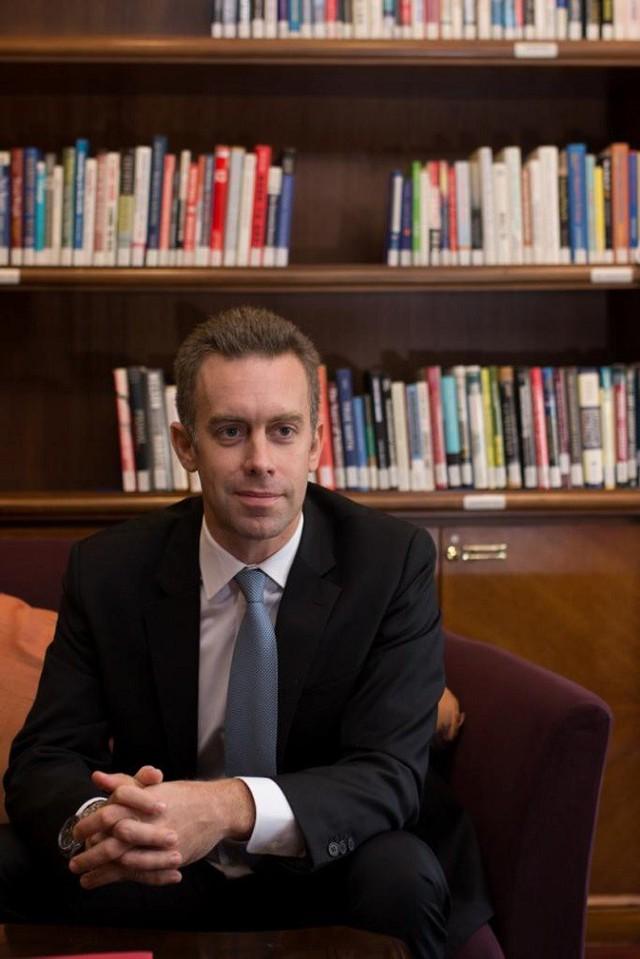 Chad Ovel - Tổng giám đốc Mekong Capital