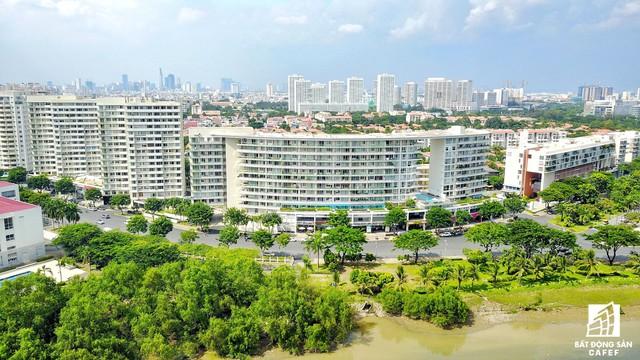 Đô thị Phú Mỹ Hưng được quy hoạch và phát triển theo tiêu chuẩn quốc tế, sinh thái bền vững và hiện đại.