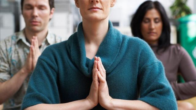 Thiền định là một phương pháp lấy lại cân bằng cuộc sống hữu hiệu.