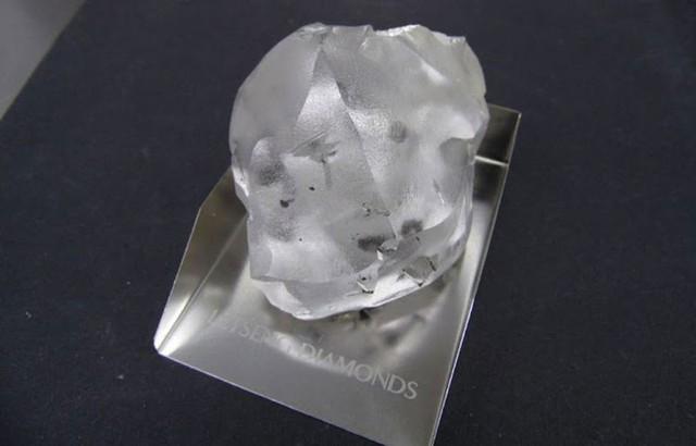Cận cảnh 4 viên kim cương lớn nhất lịch sử - Ảnh 5.