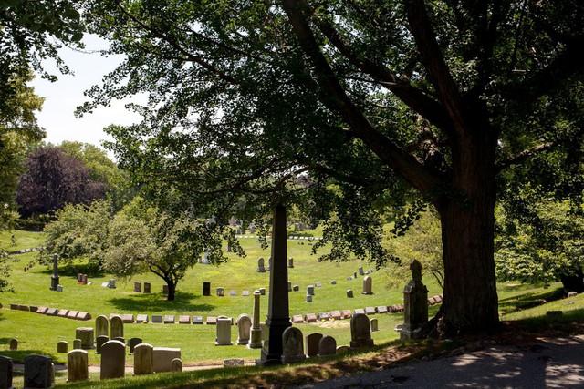 Đẹp như khu nghỉ dưỡng, nghĩa trang này là nơi an nghỉ của giới nhà giàu và những người quyền lực ở New York - Ảnh 5.