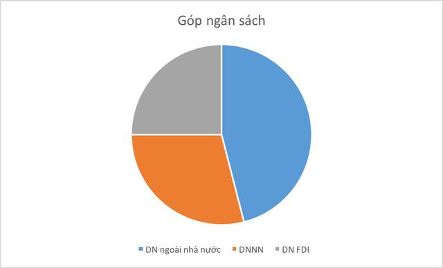 Tổng cục Thống kê: Vốn, doanh thu, đóng góp ngân sách... của khối DNNN giảm là phù hợp với chủ trương  - Ảnh 2.