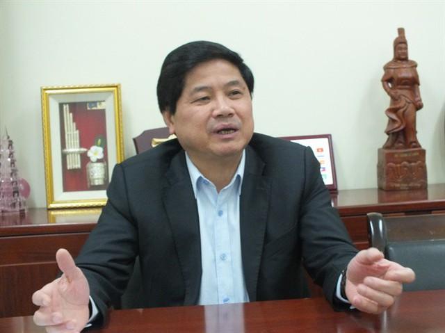 PGS.TS Lê Quốc Doanh, Thứ trưởng Bộ NN-PTNT