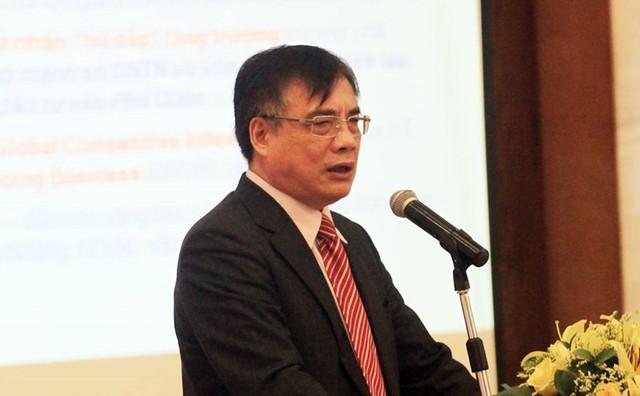 TS Trần Đình Thiên: Tư nhân ngày càng khẳng định mình.
