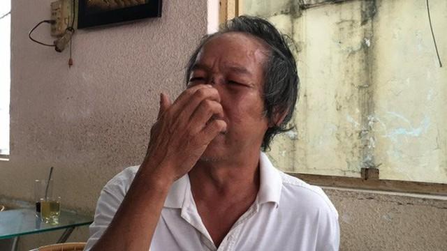 Ông Phan Văn Quang chưa hết bàng hoàng kể lại vụ việc bị bảo vệ chung cư đánh dã man.
