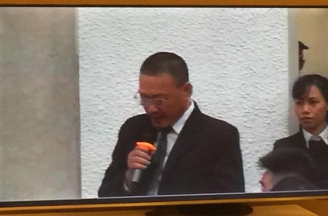 Luật sư Đinh Anh Tuấn