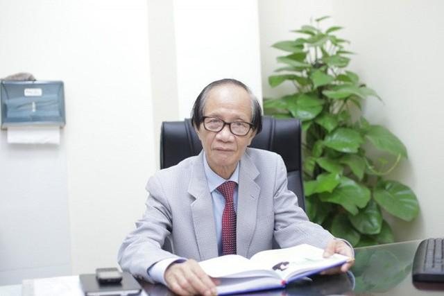 PGS Nguyễn Hoàng Sơn