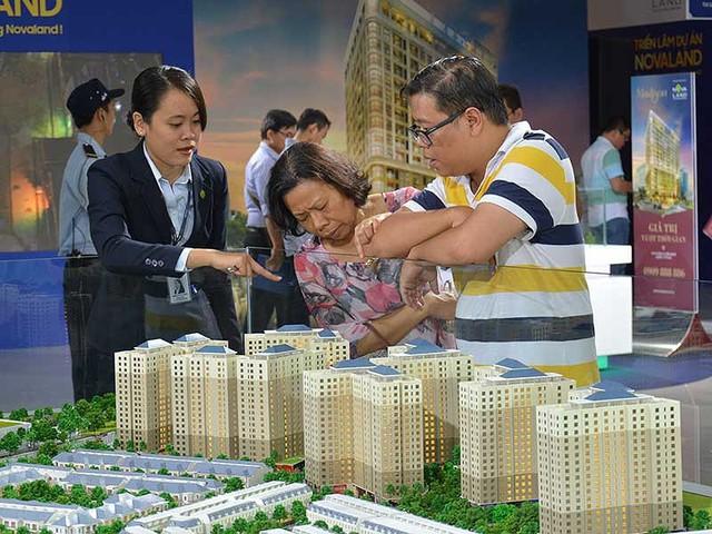 Nếu thuế cứ liên tục tăng thì giấc mơ có nhà để ở của người dân ngày càng xa vời. Ảnh: QUANG HUY
