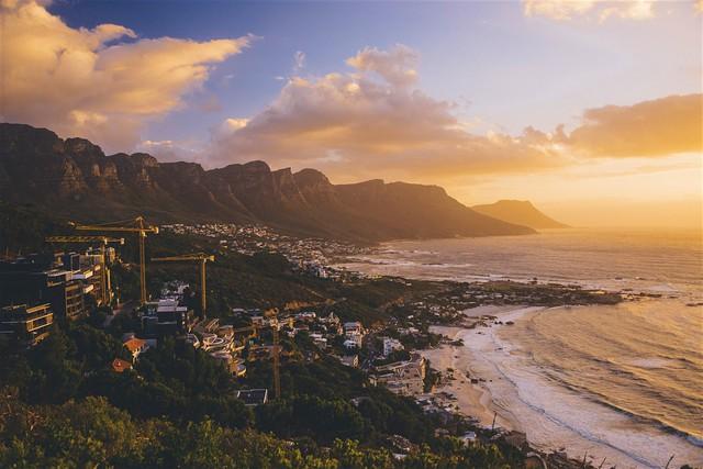 Thành phố Cape Town là điểm đến lý tưởng của hàng triệu tín đồ du lịch. (Ảnh: Internet).