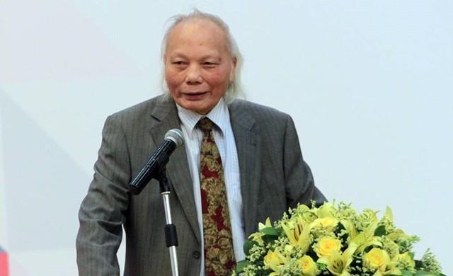 GS Nguyễn Mại nói cần tăng cường năng lực phản ứng với các tình huống, biến động kinh tế thế giới.