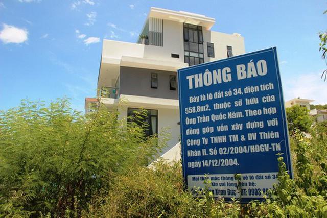 Khởi tố vụ án lừa đảo chiếm đoạt tài sản ở Dự án Ocean View Nha Trang