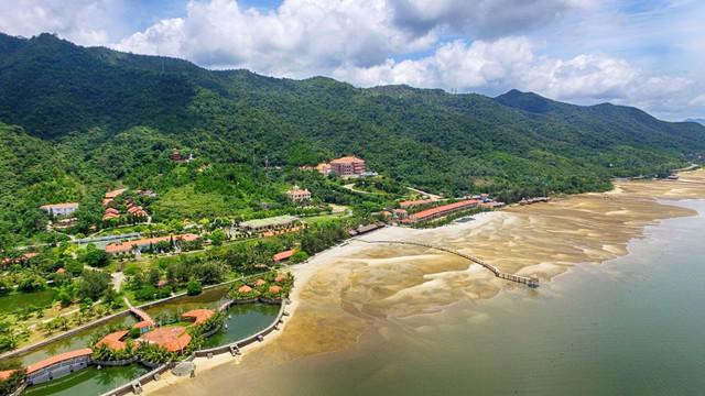 Dự án du lịch trên đảo Vân Đồn