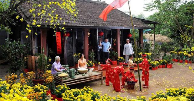 Truyền thống đón năm mới ở các nước ăn Tết âm lịch diễn ra như thế nào? - Ảnh 1.