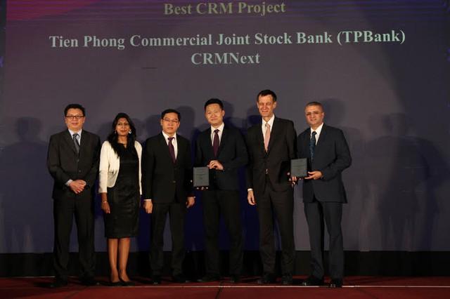TPBank giành 3 giải thưởng xuất sắc nhất của The Asian Banker trong lĩnh vực ngân hàng số - Ảnh 1.