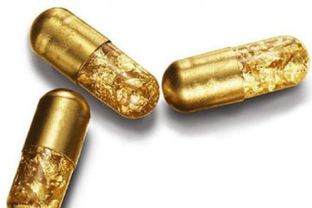 Uống hạt nano vàng: Không tác dụng chữa ung thư, thậm chí gây độc - Ảnh 1.