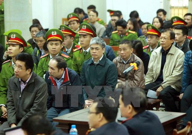 Bị cáo nữ duy nhất trong vụ xét xử Trịnh Xuân Thanh xin giảm nhẹ hình phạt cho chồng - Ảnh 1.