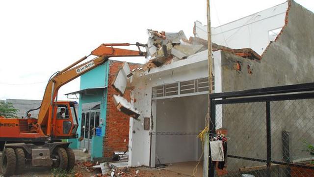 TPHCM: Xây dựng nhà không phép tăng mạnh - Ảnh 1.