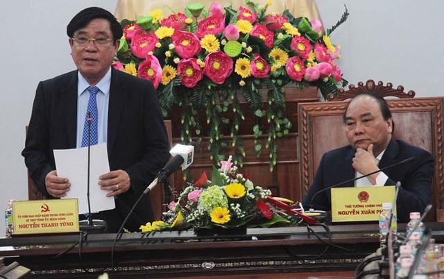 Thủ tướng: Sẽ xem xét vấn đề cổ phần hóa cảng Quy Nhơn - Ảnh 2.