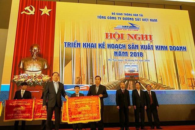 Đẩy nhanh đề án tái cơ cấu Tổng Cty Đường sắt Việt Nam  - Ảnh 1.