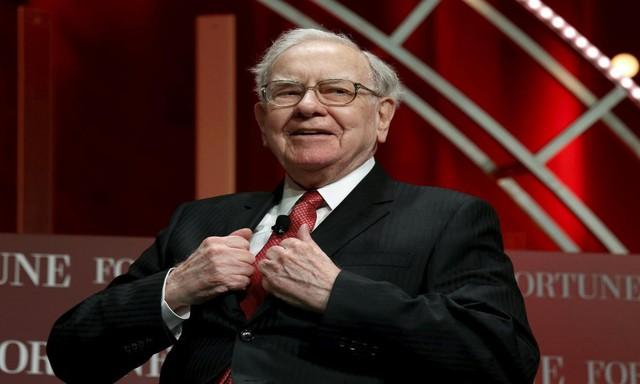 Bài phát biểu truyền cảm hứng sống cho tỷ phú Warren Buffet: Tôi bị thôi thúc phải làm điều gì đó - Ảnh 1.