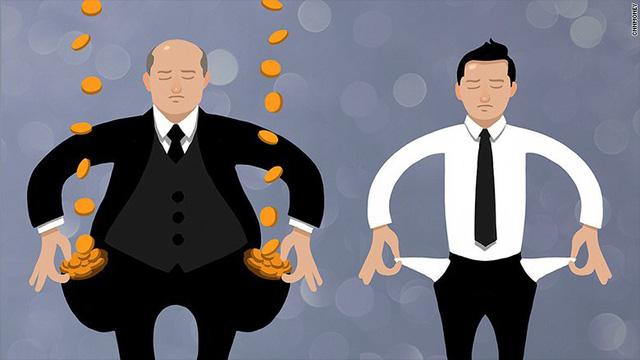 42 người giàu nhất có tài sản bằng 3,7 tỷ người nghèo - Ảnh 1.