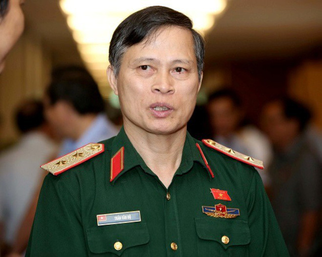 Tướng Cương: Bản án với ông Đinh La Thăng, Trịnh Xuân Thanh đã thể hiện sự khoan hồng - Ảnh 1.