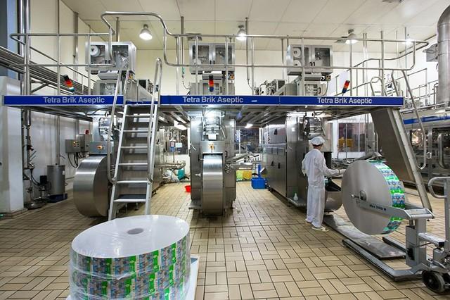 Tiêu thụ sữa của người Việt tăng cao - Ảnh 1.