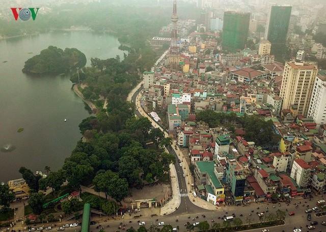 Ảnh: Toàn cảnh con đường 600m hoàn thành trong 17 năm tại Hà Nội - Ảnh 1.