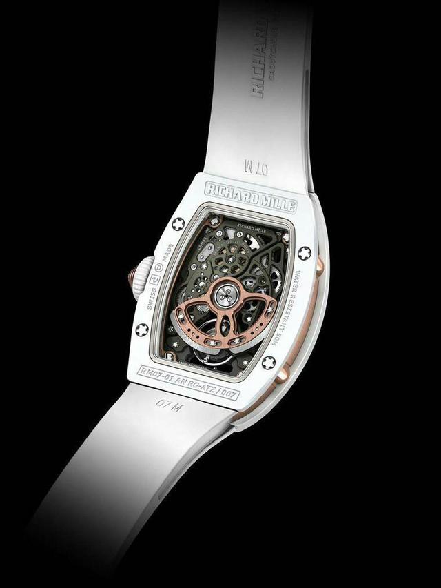 Đồng hồ Richard Mille ra mắt sản phẩm được mệnh danh là tuyệt sắc giai nhân dành riêng cho phái nữ - Ảnh 2.