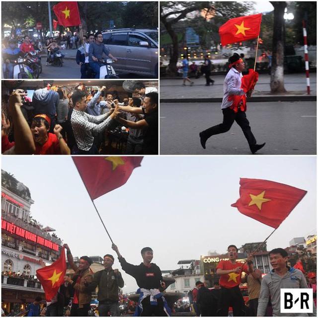 Tờ báo nổi tiếng tại Mỹ phấn khích trước chiến công lịch sử của U23 Việt Nam - Ảnh 1.