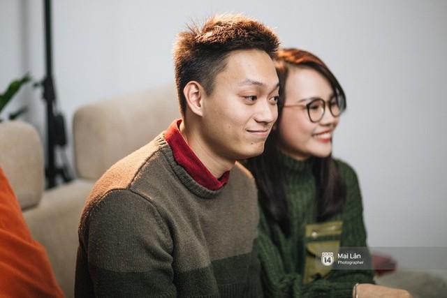 Nhật Anh Trắng - Trang Đinh: Sợ vợ là yếu tố quan trọng nhất để có một gia đình hạnh phúc... - Ảnh 11.