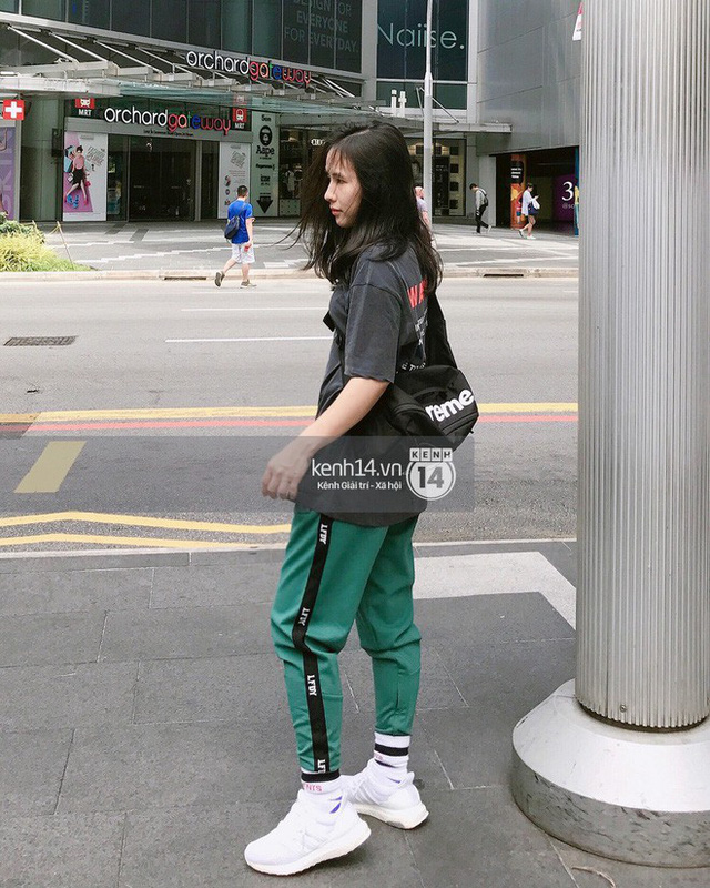 Trần Ngọc Hạnh Nhân - nữ HypeBeast duy nhất của thế hệ 8x Việt: 32 tuổi, không chỉ xinh mà còn chất phát ngất - Ảnh 13.