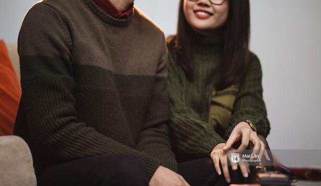 Nhật Anh Trắng - Trang Đinh: Sợ vợ là yếu tố quan trọng nhất để có một gia đình hạnh phúc... - Ảnh 13.