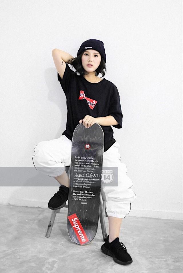 Trần Ngọc Hạnh Nhân - nữ HypeBeast duy nhất của thế hệ 8x Việt: 32 tuổi, không chỉ xinh mà còn chất phát ngất - Ảnh 14.