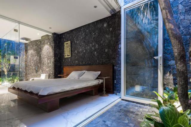 Nhà phố ở Nha Trang gây sốt với thiết kế xanh mướt nhờ những miệt vườn nhỏ - Ảnh 15.