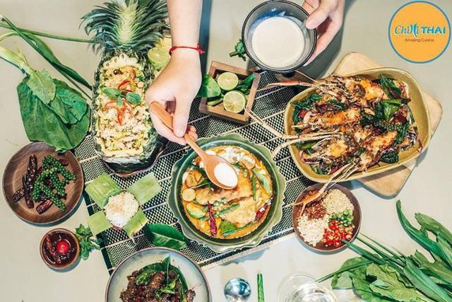 3 quán bán đồ Thái vừa ngon vừa đẹp giữa lòng Sài Gòn, bạn đã thử chưa? - Ảnh 19.