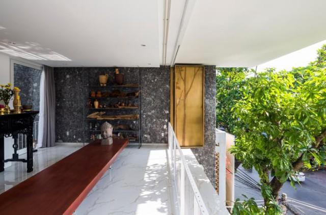 Nhà phố ở Nha Trang gây sốt với thiết kế xanh mướt nhờ những miệt vườn nhỏ - Ảnh 18.