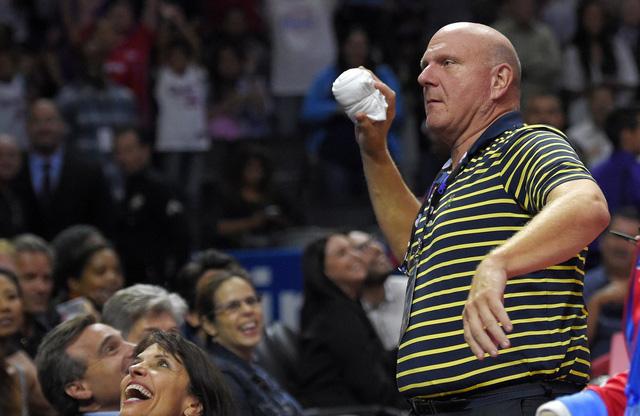 Kể từ đó, Ballmer cho biết ông không có kế hoạch mang đội Clippers về Seattle.
