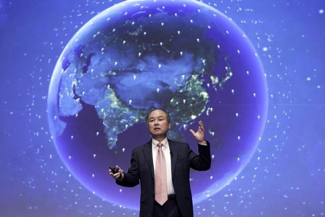 Ông Masayoshi Son là một người có tầm nhìn xa trông rộng. (Ảnh: Internet)