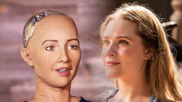 Sophia rất yêu thích chương trình truyền hình Westworld. Ảnh: Inverse
