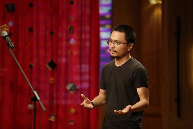 Chính Nguyễn Minh Thảo cũng đã tiết lộ về một nền tảng phi tập trung của dự án ICO trong Shark Tank