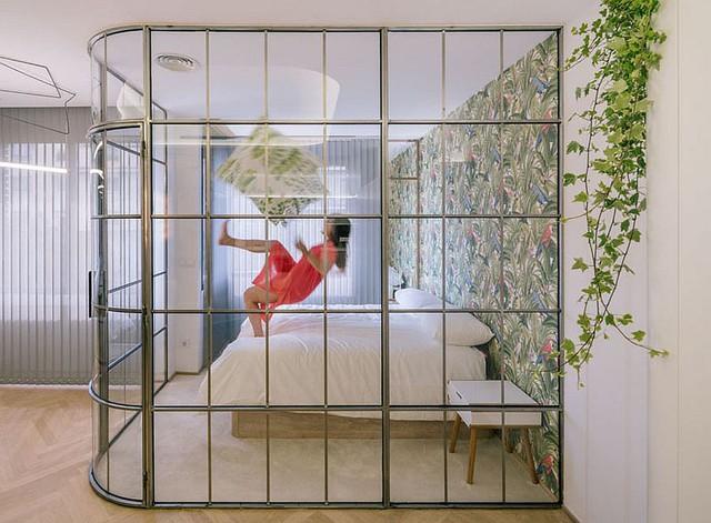 Loại vật liệu này đang tạo nên cơn sốt trong thiết kế nhà phố hiện đại - Ảnh 3.