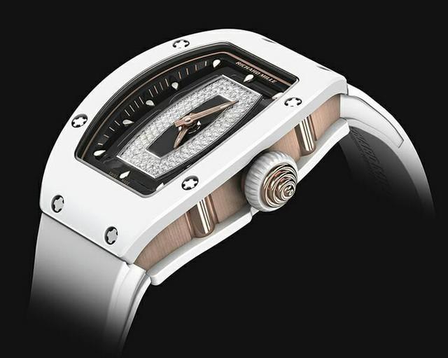 Đồng hồ Richard Mille ra mắt sản phẩm được mệnh danh là tuyệt sắc giai nhân dành riêng cho phái nữ - Ảnh 3.