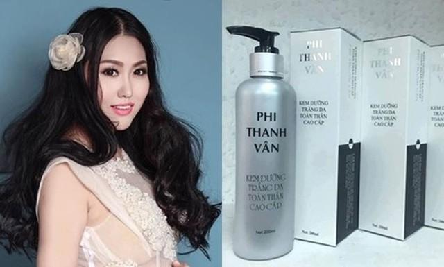 Nửa tấn mỹ phẩm của cty diễn viên Phi Thanh Vân sẽ bị tiêu hủy