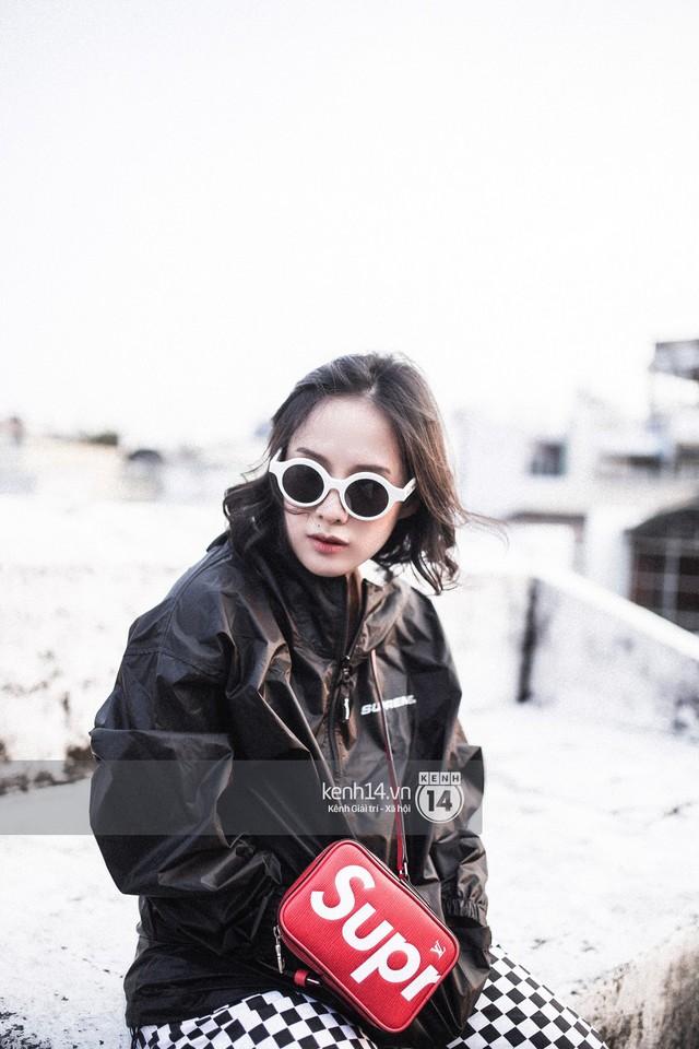 Trần Ngọc Hạnh Nhân - nữ HypeBeast duy nhất của thế hệ 8x Việt: 32 tuổi, không chỉ xinh mà còn chất phát ngất - Ảnh 4.