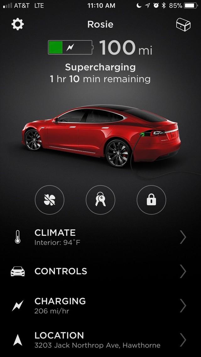 Trạm sạc xe điện sang chảnh của Tesla - Ảnh 4.
