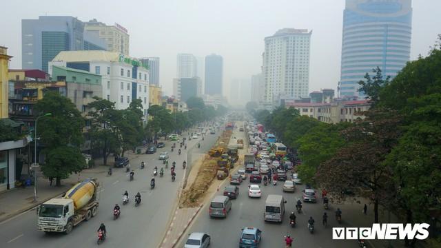 Đường đẹp nhất Việt Nam rộng thênh thang qua góc máy từ trên cao - Ảnh 5.