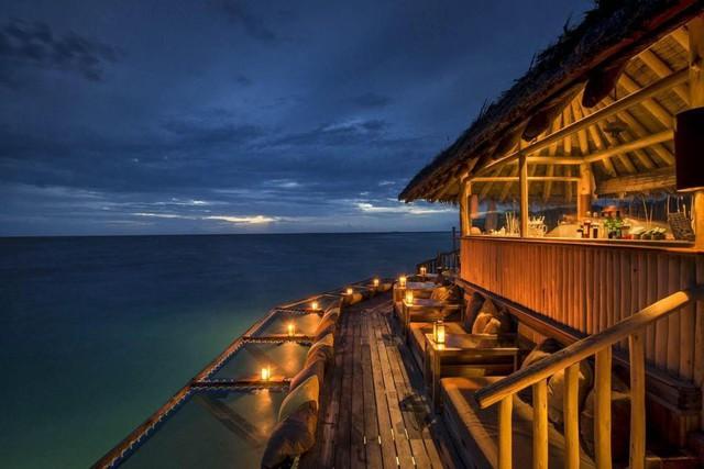 Soneva Fushi, Maldives, có lẽ là khu nghỉ mát được nhắc đến nhiều nhất trên Instagram.