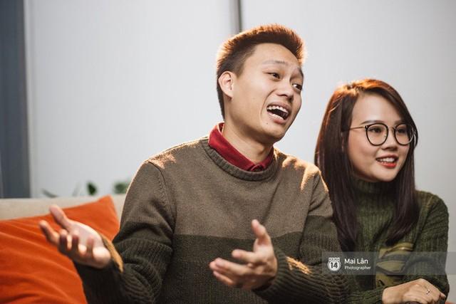 Nhật Anh Trắng - Trang Đinh: Sợ vợ là yếu tố quan trọng nhất để có một gia đình hạnh phúc... - Ảnh 5.